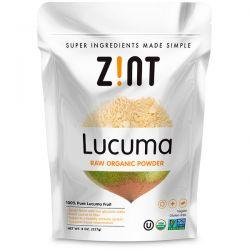 Zint, Lucuma, Raw Organic Powder, 8 oz (227 g) Zdrowie i Uroda