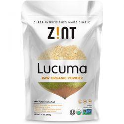Zint, Lucuma, Raw Organic Powder, 16 oz (454 g) Zdrowie i Uroda