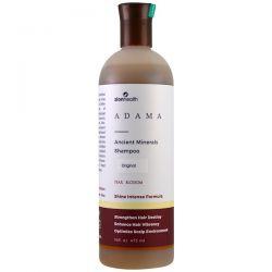 Zion Health, Adama, Ancient Minerals Shampoo, Original, Pear Blossom, 16 fl oz (473 ml) Zdrowie i Uroda