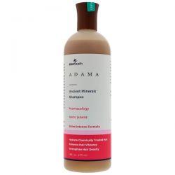 Zion Health, Adama, Ancient Minerals Shampoo, Peach Jasmine, 16 fl oz (473 ml) Zdrowie i Uroda