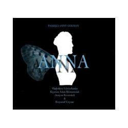 Anna - Pamięci Anny German. CD - Various Artists - Płyta CD