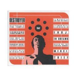 Thief. CD - Destroyer - Płyta CD