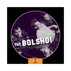 5 Albums Box Set. CD - Bolshoi, The - Płyta CD