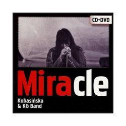 Miracle. CD - Kubasińska, Mira & Kg Band - Płyta CD