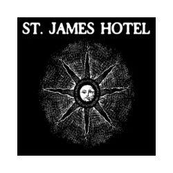 St. James Hotel. CD - St. James Hotel - Płyta CD