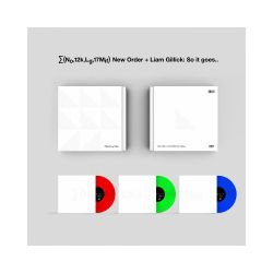 Live at Manchester International Festival, 3 LP - New Order - Płyta winyl