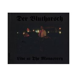 Live At The Monastery, CD - Der Blutharsch - Płyta CD Pozostałe