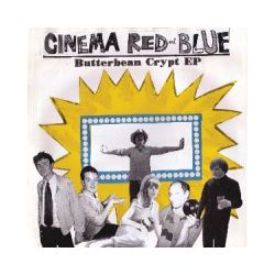 Butterbean Crypt Ep. Winyl - Cinema Red And Blue - Płyta winyl