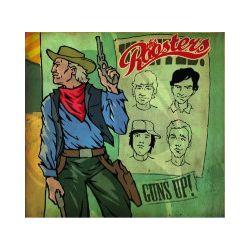 Guns Up. CD - Roosters - Płyta CD Pozostałe