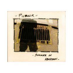 Summer In Abaddon, CD - Pinback - Płyta CD Pozostałe