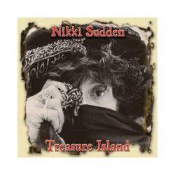 Treasure Island. CD - Nikki Sudden - Płyta CD
