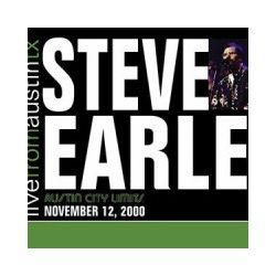 Live From Austin TX. CD + DVD - Steve Earle - Płyta CD + DVD Pozostałe
