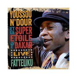Fatteliku Live In Athens 1987. CD - Youssou N'Dour et Le Super Etiole de Dakar - Płyta CD
