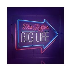 Big Life. CD - The Rifles - Płyta CD Pozostałe
