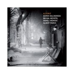 Alone, CD - Marek Malinowski Quartet - Płyta CD
