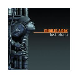 Lost Alone. CD - mind.in.a.box - Płyta CD