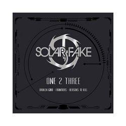 One 2 Three. CD - Solar Fake - Płyta CD Pozostałe