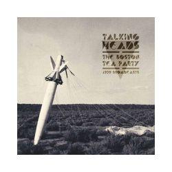 Boston Tea Party - 1979 Broadcasts. Winyl - Talking Heads - Płyta winyl