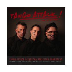 Tango Attack. Live in Cieszyn - Andres Martorell - Płyta CD Pozostałe