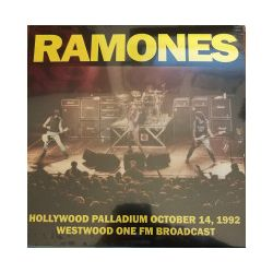 Hollywood Palladium (October 14, 1992 Westwood One Fm Broadcast). Winyl - Ramones - Płyta winyl