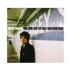 The Fine Art Of Self Destruction Limited Edition. CD - Malin, Jesse - Płyta CD