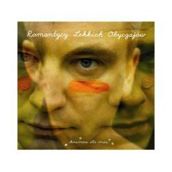 Kosmos dla mas, CD - Romantycy Lekkich Obyczajów - Płyta CD