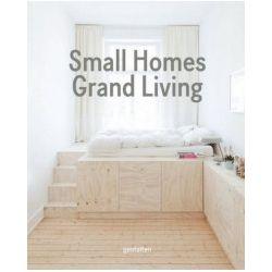 Small Homes Grand Living - Książka Zagraniczne
