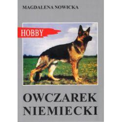 Owczarek niemiecki (oprawa miękka, 92 stron, rok wydania 2020) - Magdalena Nowicka - Książka