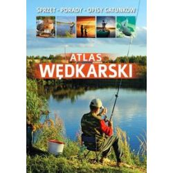 Atlas wędkarski - Łukasz Kolasa - Książka