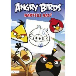 Angry Birds. Narysuj nas! - praca zbiorowa - Książka