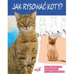 Jak rysować koty? - Książka