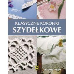 Klasyczne koronki szydełkowe Wyd. II RM - praca zbiorowa - Książka