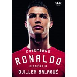 Cristiano Ronaldo. Biografia (oprawa miękka ze skrzydełkami, 496 stron, rok wydania 2019) - Guillem Balagué - Książka