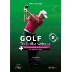 Golf. Technika swingu - Patrice Amadieu - Książka