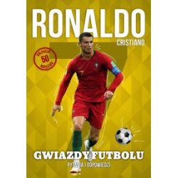 Cristiano Ronaldo. Pytania i odpowiedzi - praca zbiorowa - Książka