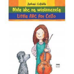 Małe ABC na wiolonczelę / Little ABC for Cello - Antoni Cofalik - Książka