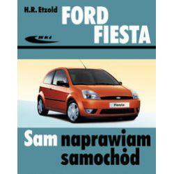 Ford Fiesta (od III 2002 do VII 2008) - Etzold Hans-Rudiger - Książka