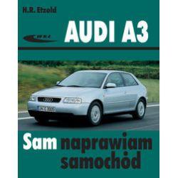 Audi A3 (oprawa kartonowa foliowana, 372 stron, rok wydania 2010) - Etzold Hans-Rüdiger - Książka Pozostałe
