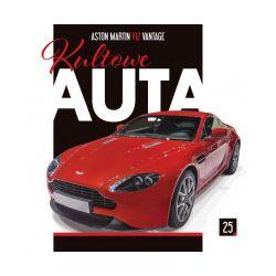 Kultowe Auta. Tom 25. Aston Martin V12 Vantage - praca zbiorowa - Książka