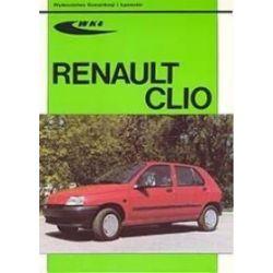 Renault Clio modele 1990-1998 - praca zbiorowa - Książka