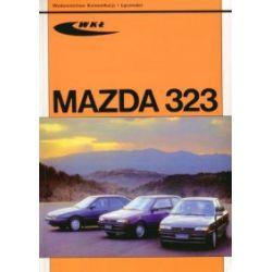 Mazda 323 modele 1989-1995 - praca zbiorowa - Książka