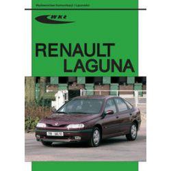 Renault Laguna modele 1994-1997 - praca zbiorowa - Książka