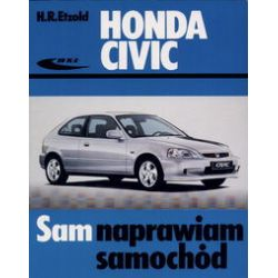Honda Civic - Etzold H.R. - Książka