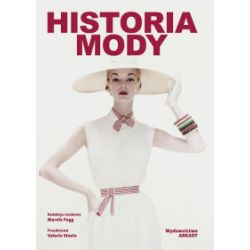 Historia mody - Marnie Fogg, Valerie Steele - Książka