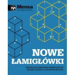 Mensa. The High IQ Society. Nowe łamigłówki - Tim Dedopulos - Książka