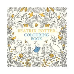 The Beatrix Potter Colouring Book - praca zbiorowa - Książka