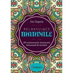 Relaksujące mandale - Jim Gogarty - Książka Pozostałe