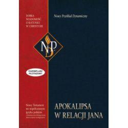 Apokalipsa w relacji Jana - praca zbiorowa - Książka Pozostałe