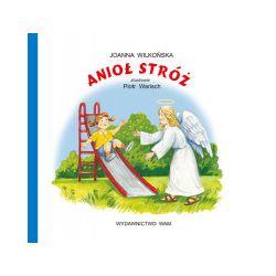 Anioł Stróż - Joanna Wilkońska - Książka