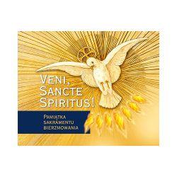Veni, Sancte Spiritus. Pamiątka sakramentu bierzmowania - praca zbiorowa - Książka